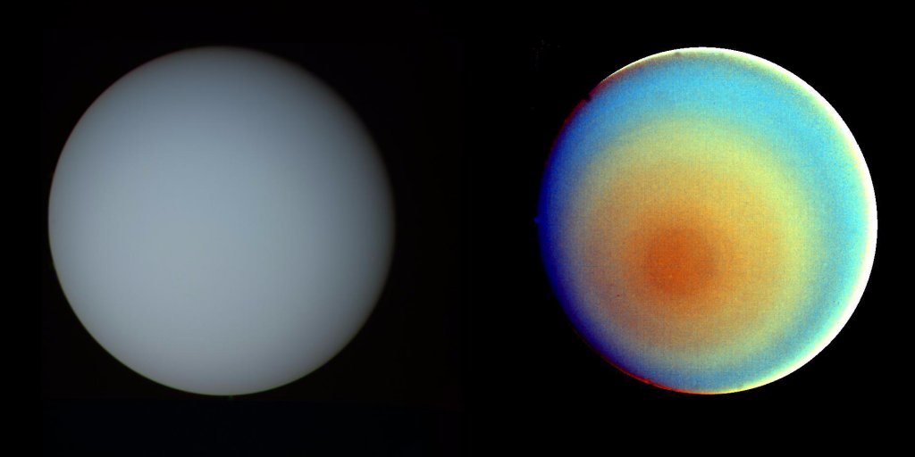 Uranus smells like farts, astronomers have confirmed — a clue that there was 'a big shakeup' early in the solar system https://t.co/eKxjCctgqN