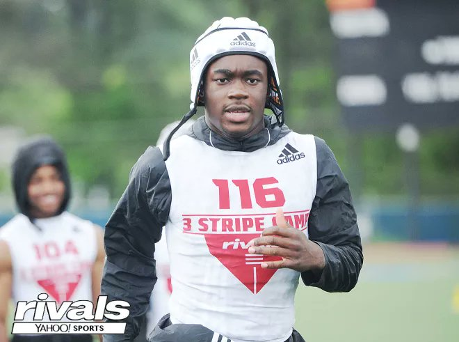 Four-star WR Ramel Keyton talks #Vols #GBO along with #WarEagle and others https://t.co/KHPMxbKZH2