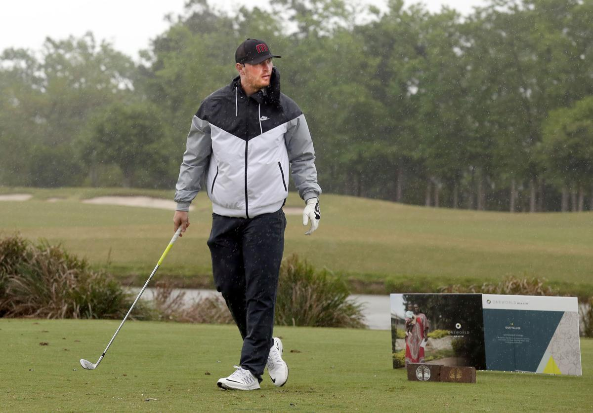 South Carolina football legend Connor Shaw talks new Furman role at NEEDTOBREATHE golf event  The details: https://t.co/YeGfVYHWlv
