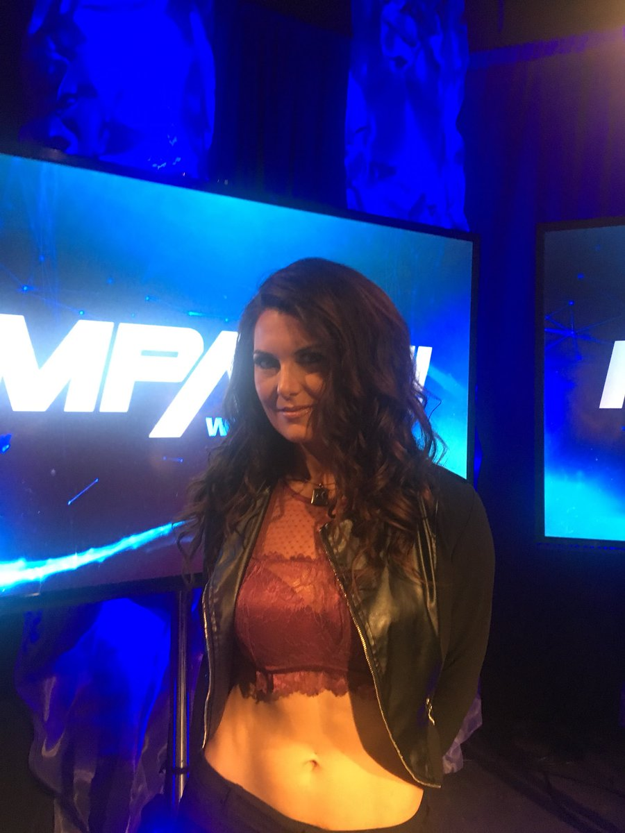 Image result for Impact announces return of Katarina Waters