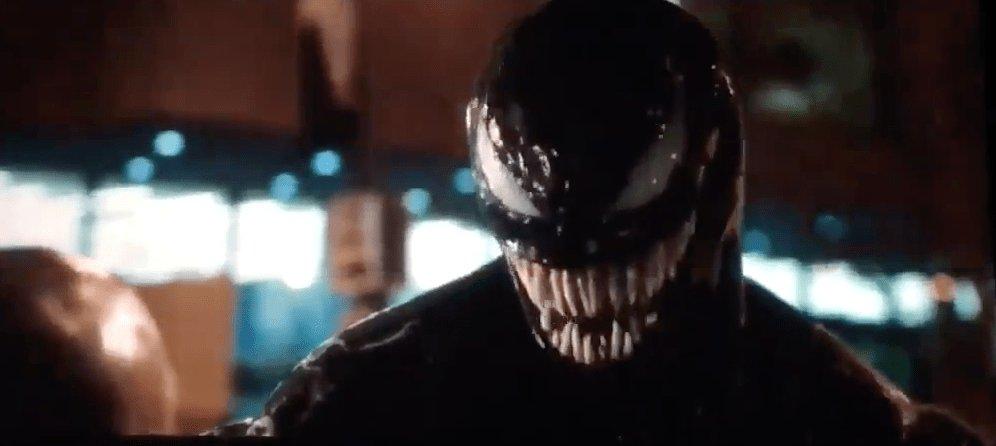 Simplemente ¡MAGNIFICO!  #Venom #WeAreVe...