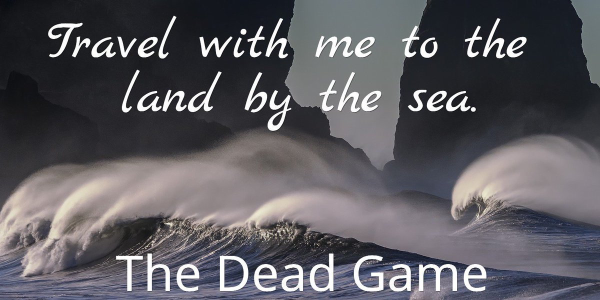 A town haunted by evil. THE DEAD GAME @S...
