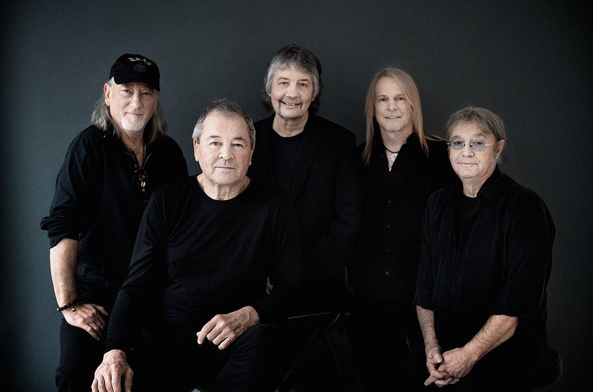 Deep Purple & Judas Priest announce...