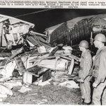 Image for the Tweet beginning: #OTD (Apr 23) in 1968: