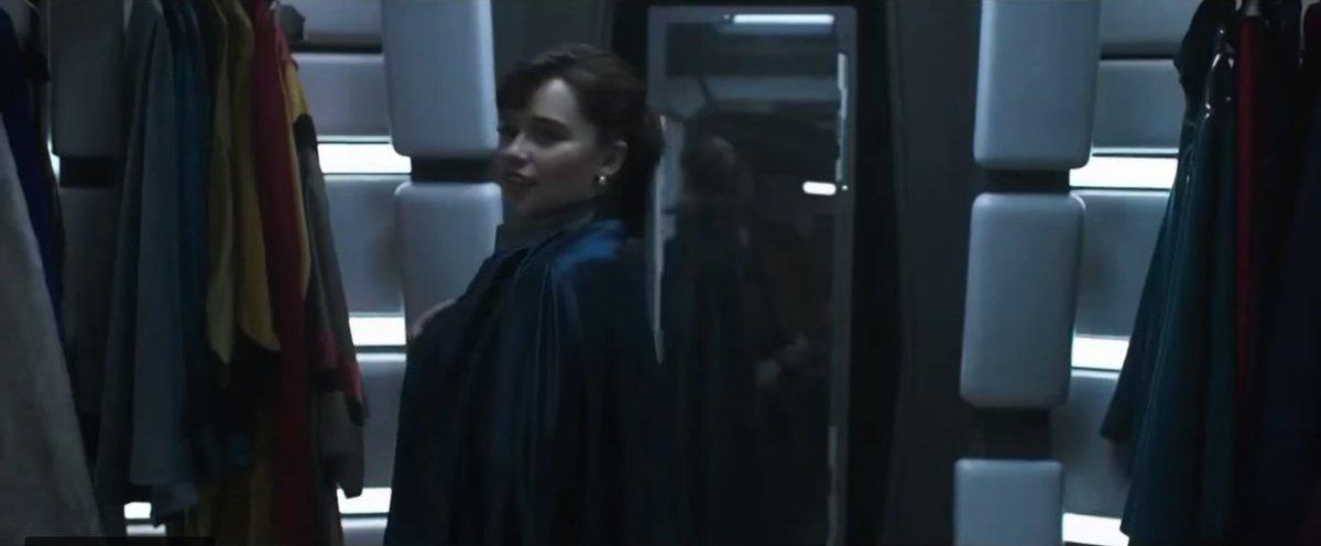 Image result for Lando's closet Qi'ra
