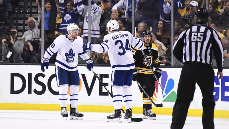 The Leafs will look to Auston Matthews to carry them in Game 6 against the Bruins.  https://t.co/tYeTm7rGF0