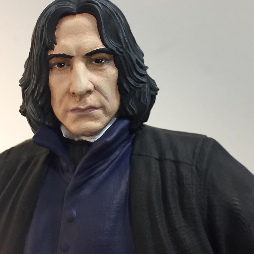 Harry Potter Statue Figure Severus Snape Icon Heroes