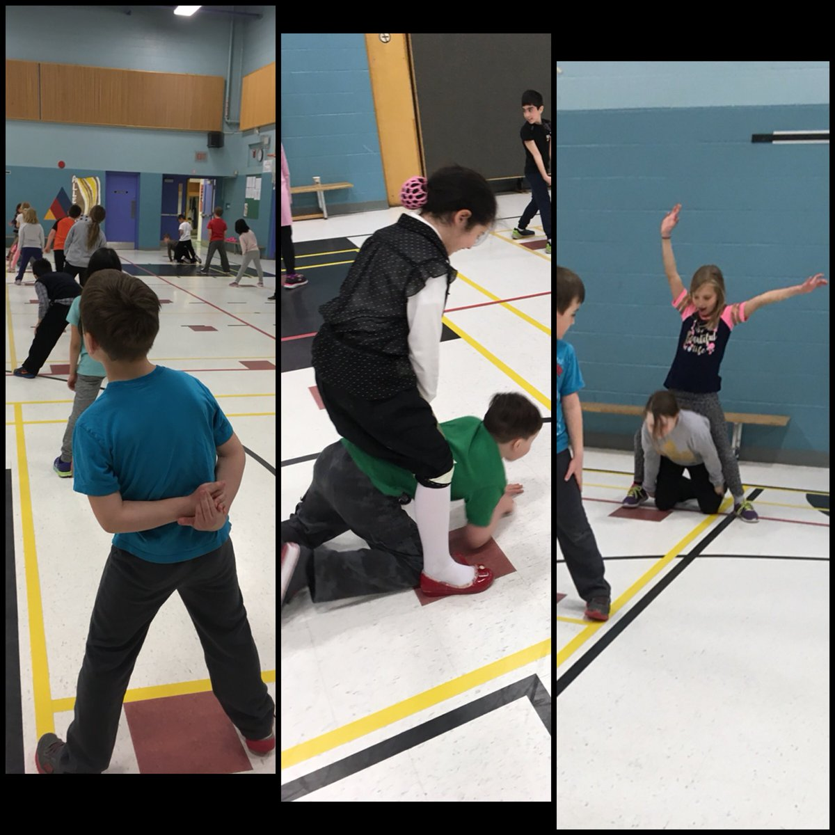 Ms Potvins Class On Twitter We Had A Blast Last Week Doing Relay Circuit Training Races Thank You To Milnegrade3 S For Sharing Your Gym Time With Us