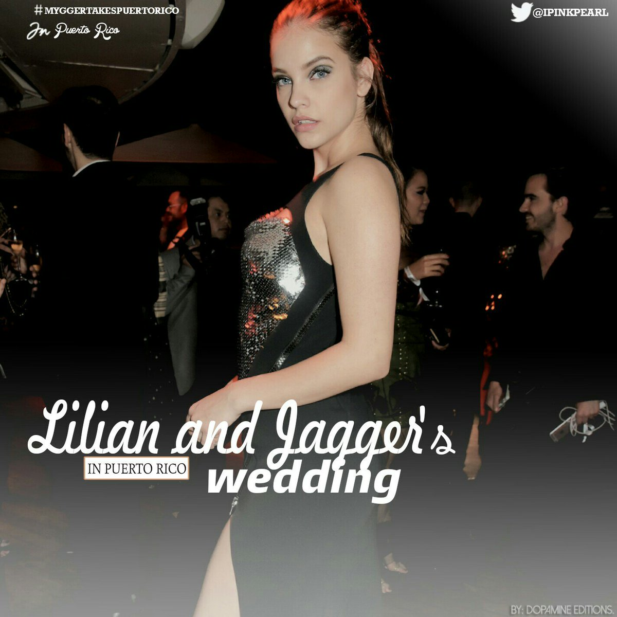 ♡┊ #MyggerTakesPuertoRico  Estoy muy contenta de haber podido acompañar a Lilian y Jagger en éste día tan mágico y especial para ellos, sin duda todo ha estado tan emotivo e impecable. Les deseo lo mejor del mundo, que su amor perdure por siempre.