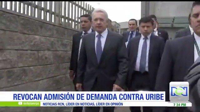 Se cayó el proceso contra Álvaro Uribe por ausentismo en el Congreso https://t.co/XgLECgeymf https://t.co/2PSBrCgEhF