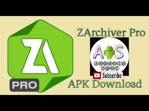 zarchiver pro apk free download