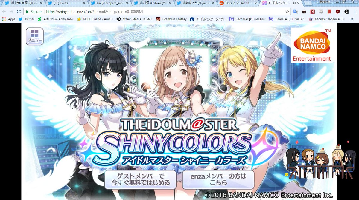 ShinyColors_ENG on Twitter: