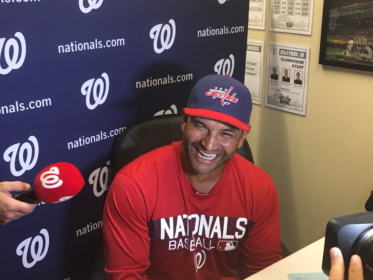 Image result for dave martinez capitals