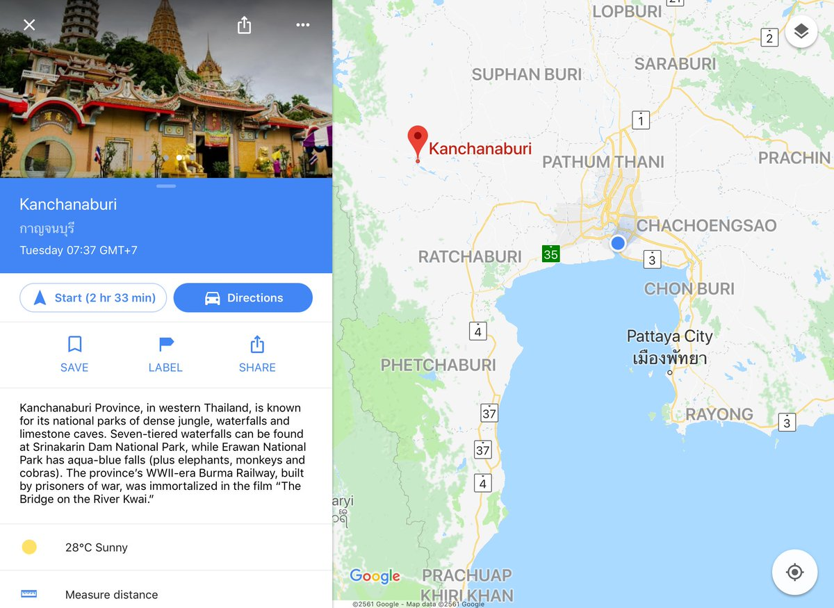 Richard Barrow in Thailand on Twitter: