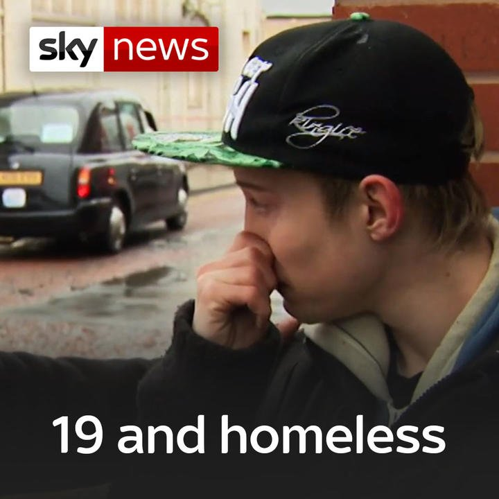 No address, no ID, no bank account. Ryan explains to Sky News why he can't escape being homeless #Line18 https://t.co/IolKsp3WiS