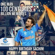 Happy Birthday Sachin Tendulkar Sir.