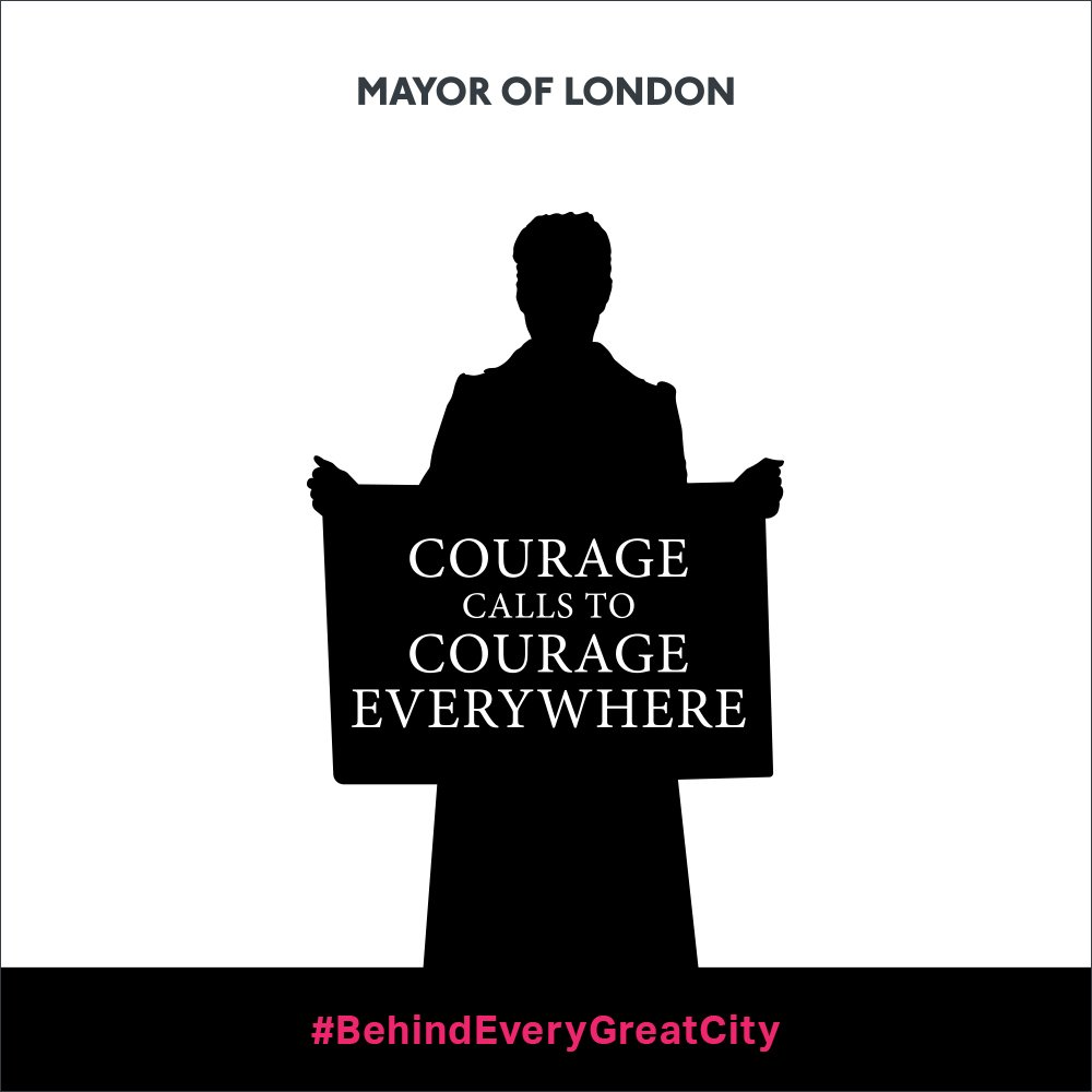 Join us in Parliament Square from 11am for the historic unveiling of suffragist leader Millicent Fawcett's statue – the first of a woman in this iconic location. Bring your friends and arrive a little earlier to get a good spot. #BehindEveryGreatCity