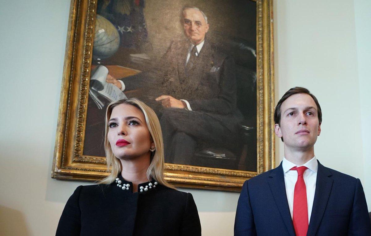 Ivanka Trump and Jared Kushner reportedly warned Donald Trump not to hire Michael Cohen. https://t.co/wLmataO3pB