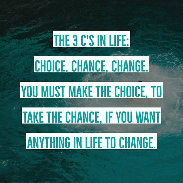 Reposting @binksycrystals: Take a chance, make a change. Don&#39;t let fear stop you from living your dreams × × × × ×  #quote #quotes #quoteoftheday #instaquote #qotd #words #quotestoliveby #wisdom #quotestagram #lifequotes #inspirationalquotes #motivational #quotes #lovequotes <br>http://pic.twitter.com/zpFS45rqkP