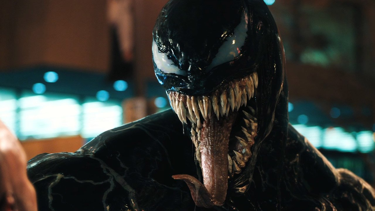 Watch Tom Hardy transform into #Venom in this official new trailer for @VenomMovie. https://t.co/Yt3kZXEVeY