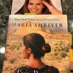 Image for the Tweet beginning: Can't wait to meet @mariashriver