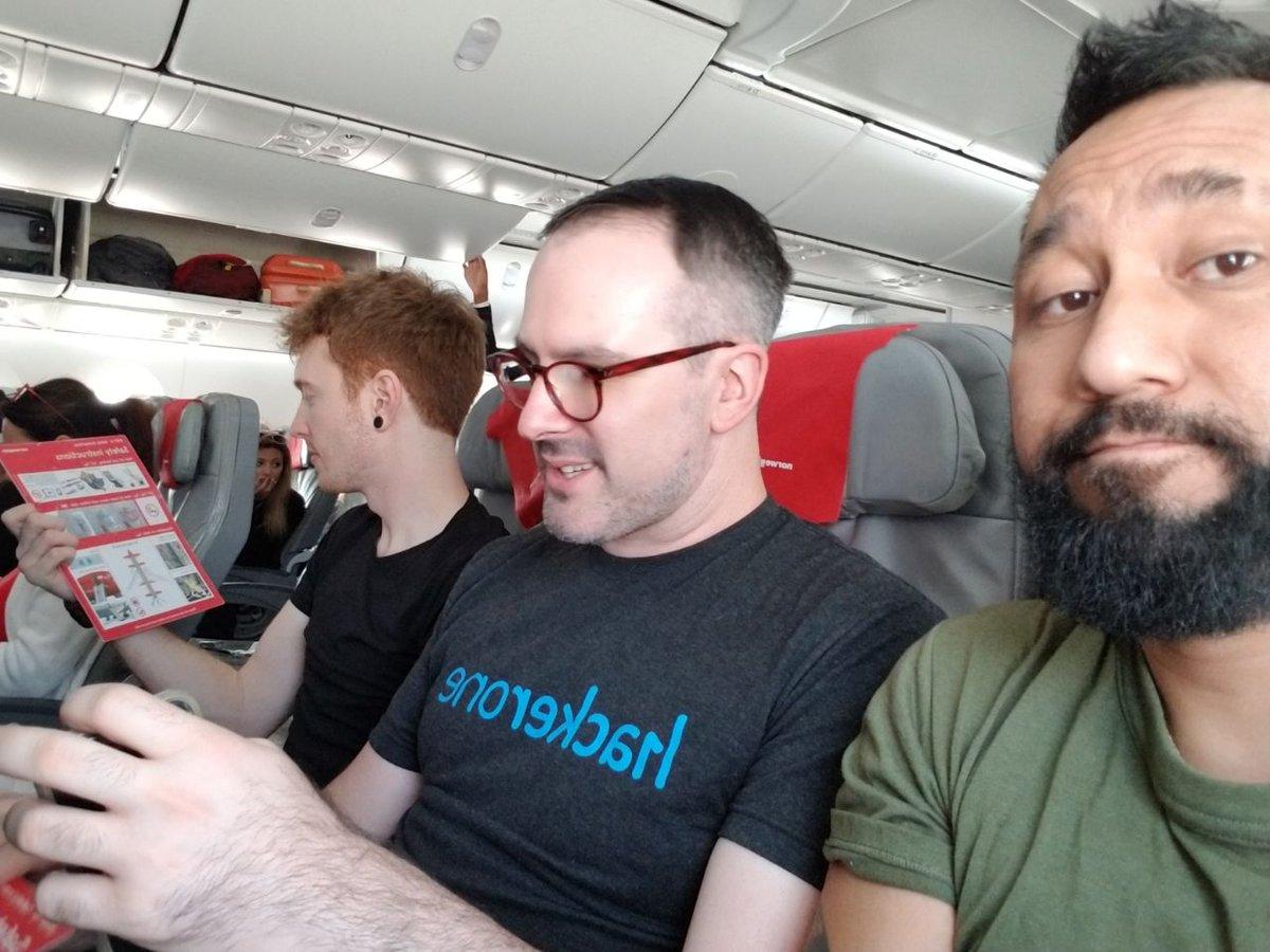 On our way to Blockchain Summit - Crypto Valley #teamMEW #MEW