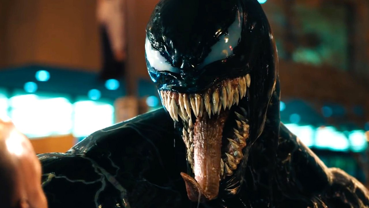 NEW #Venom trailer is here! �� https://t.co/1G188WcyFj