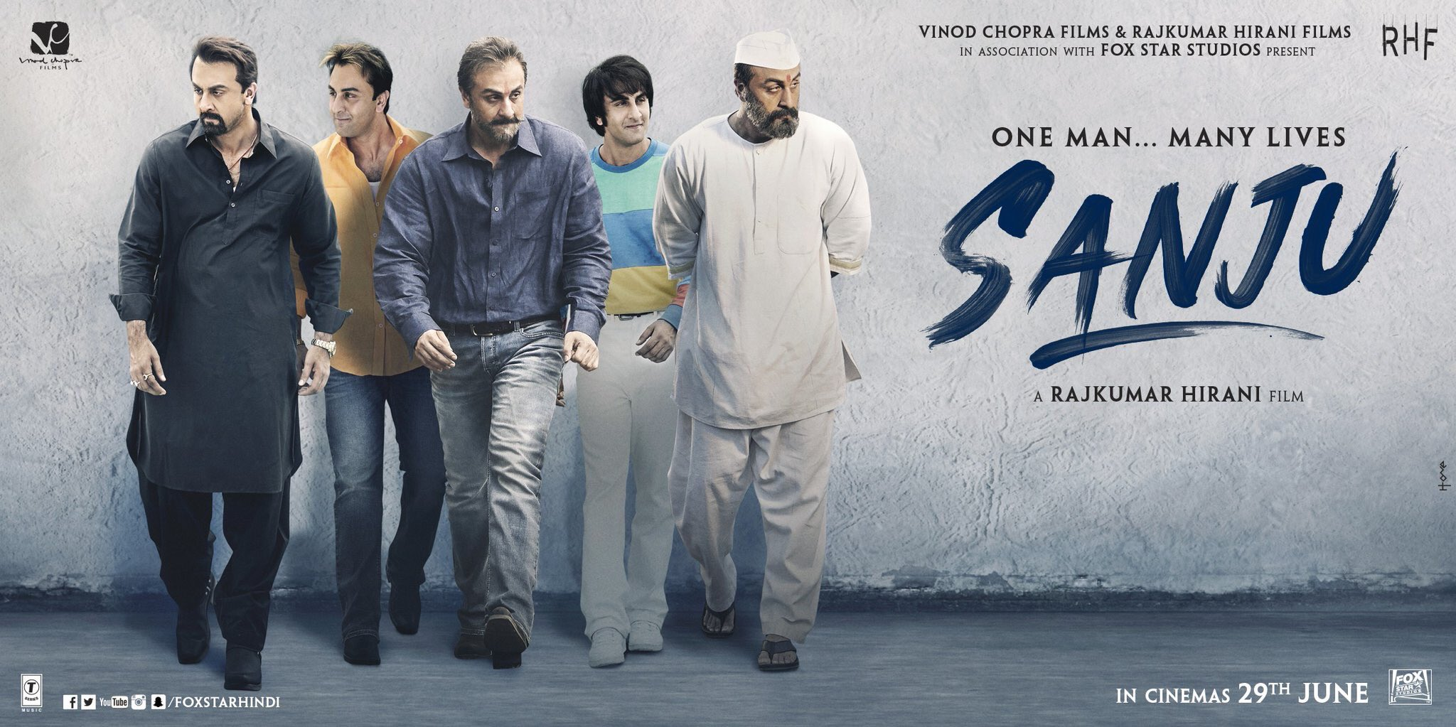 Sanju Movie Trailer (2018), Movie Cast, Story and Release Date