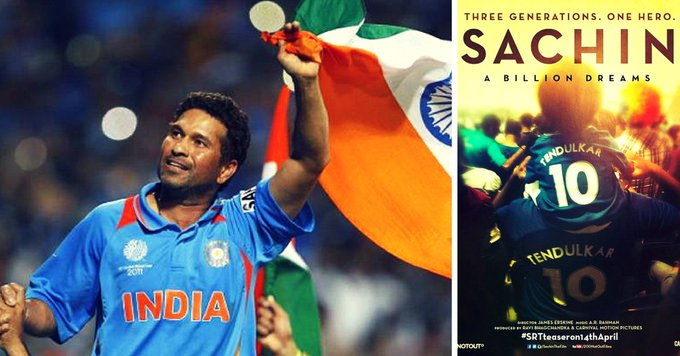 Here\s wishing the Master Blaster a very happy birthday!