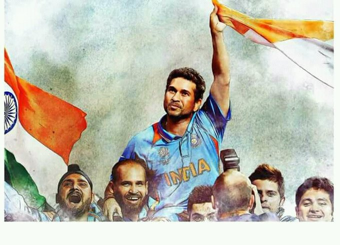 Happy birthday to you  Legend SACHIN TENDULKAR