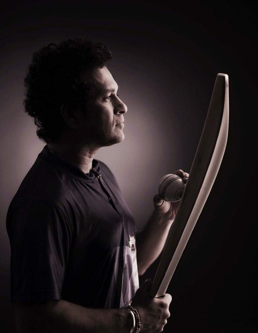 Wishing our very own Master Blaster Sachin Tendulkar a very Happy Birthday!