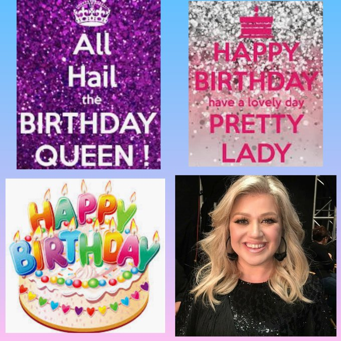 Wishing the QUEEN a very Happy Birthday and many more to come. Love ya girl!!