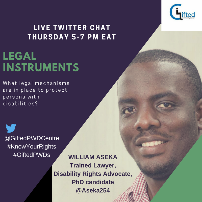 We shall answer all your queries on #LawEnforcement . Join us for this informative discussion. #KnowYourRights #GiftedPWDs #LeaveNoOneBehind #DisabilityRightsAreHumanRights<br>http://pic.twitter.com/BxSzmwpHgw