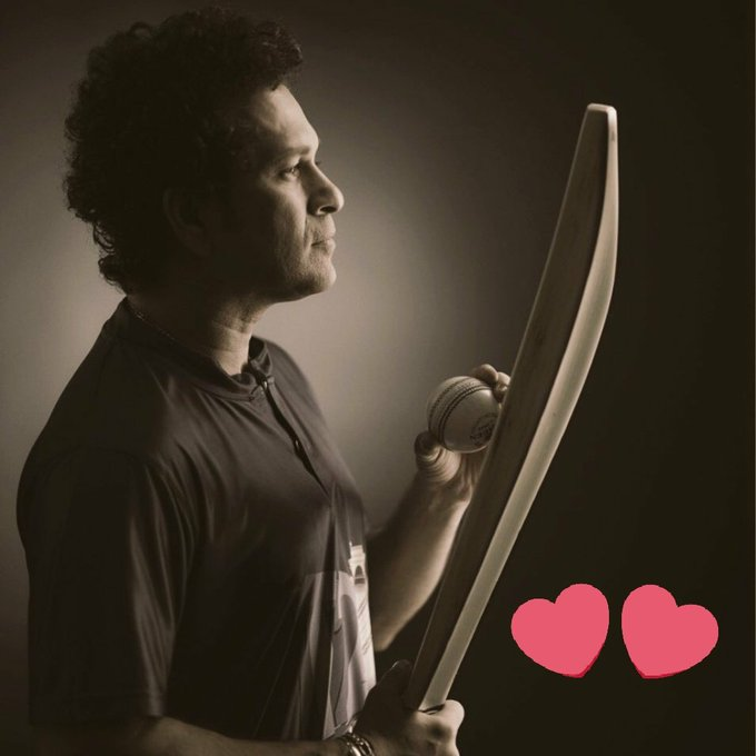 Wish you very Happy birthday Legendary cricket God Sachin Tendulkar