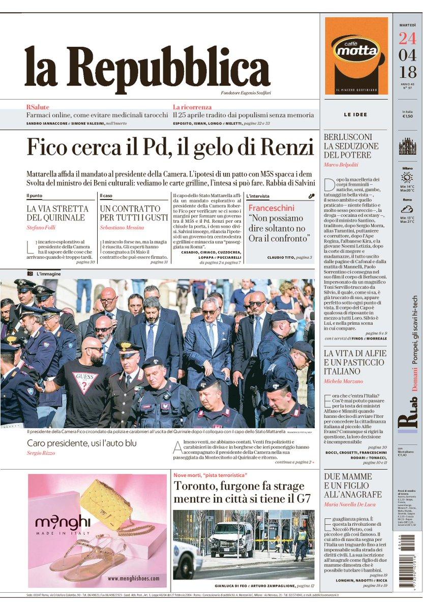 Fico cerca il Pd, il gelo di Renzi - La...