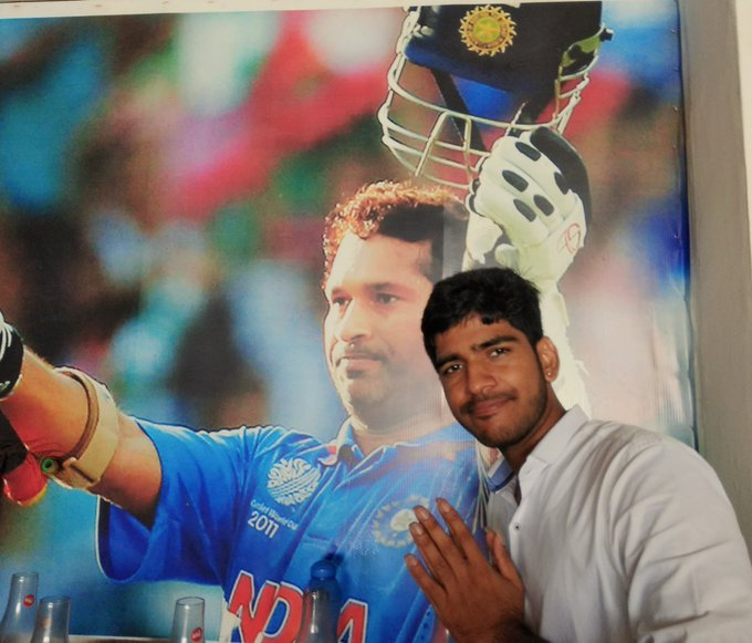 Happy Birthday Sachin Tendulkar.. Sachin Is Just Not A Name,It\s An Emotion..!!