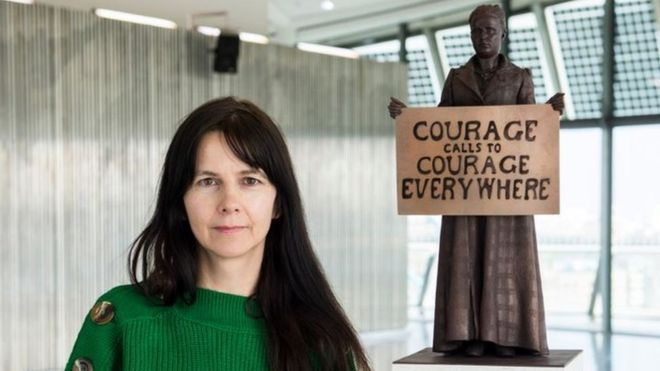 Millicent Fawcett: Statue of suffragist to be unveiled in London https://t.co/W6QX45jWX2