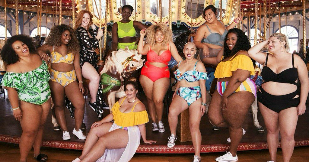 I'm tired of plus-size brands that only hire hourglass-shaped models https://t.co/fvSFyKFk6u