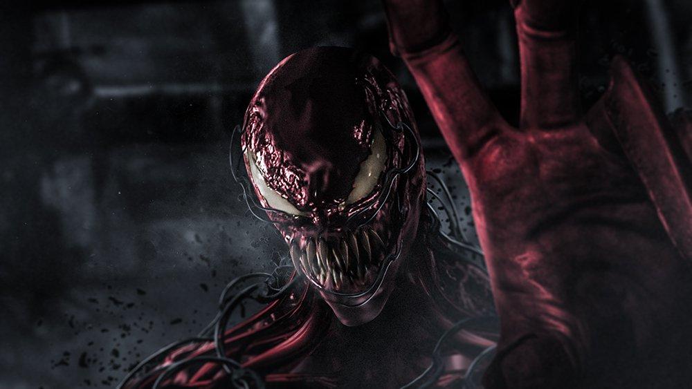 Carnage! #VenomMovie @VenomMovie https:/...