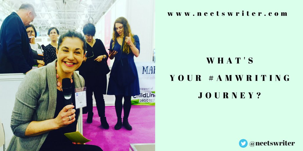 My new blog post, What&#39;s Your #amwriting Journey?&#39; includes a bit about my experience as a finalist in The Write Stuff @LondonBookFair and I mention my interview on @brooklandsradio with @jackiemitchell:  http://www. neetswriter.com/2018/04/whats- your-amwriting-journey.html &nbsp; …  #tuesnews @RNAtweets<br>http://pic.twitter.com/vJPWcebSY5