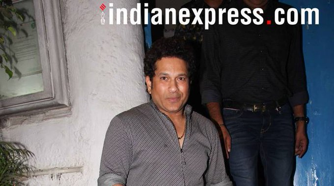Happy Birthday Sachin Tendulkar: Images from Master Blaster s 45th birthday