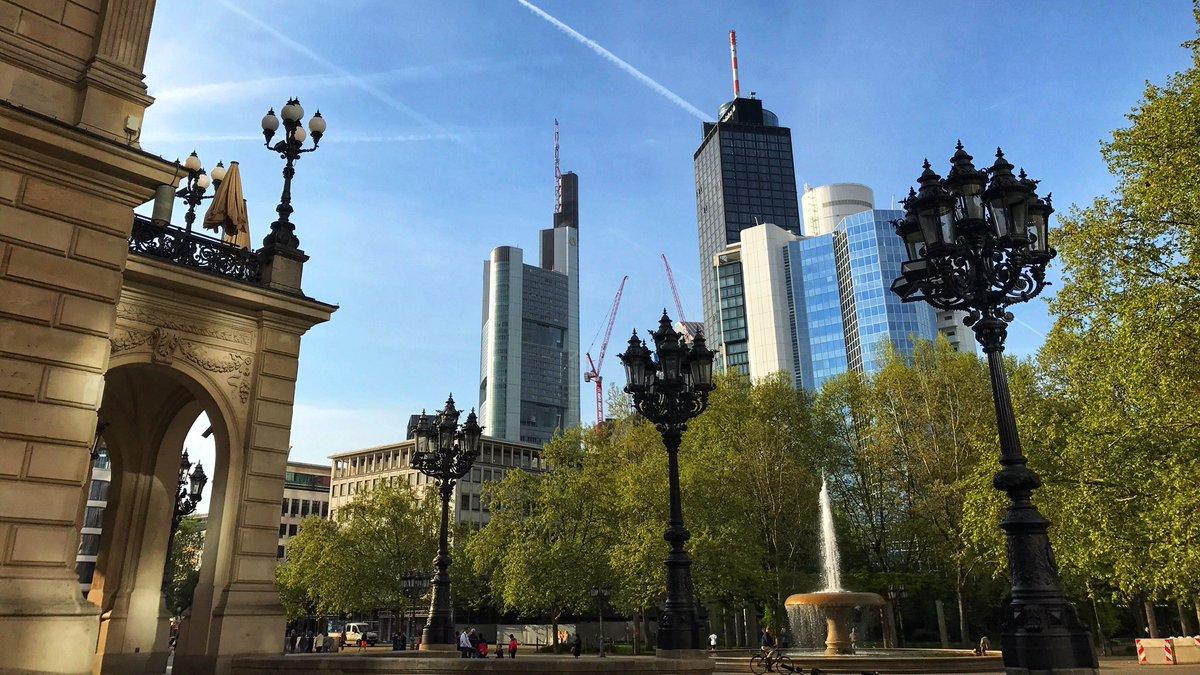 Morgen Frankfurt frankfurt caprifrankfurt