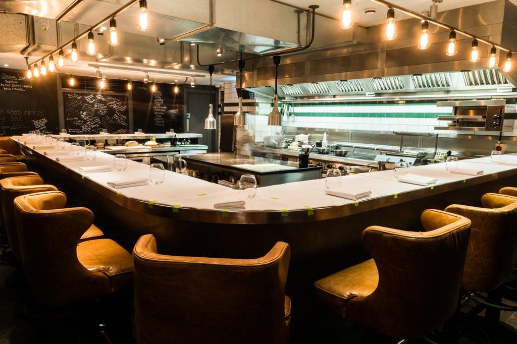 Luxury 0 replies 4 retweets 1 like New Design - Luxury restaurant kitchen table Luxury