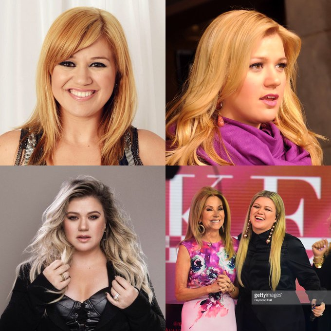 Happy 36 birthday to Kelly Clarkson. Hope that she has a wonderful birthday.