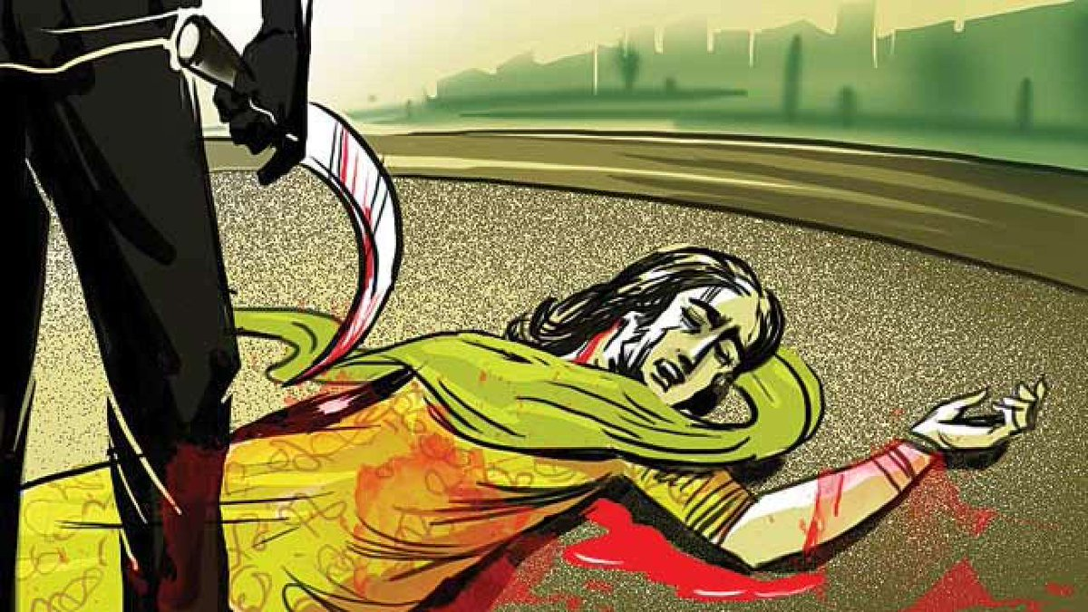 Odisha: Husband kills wife with sword inside family court building https://t.co/CyjB84I4Dy