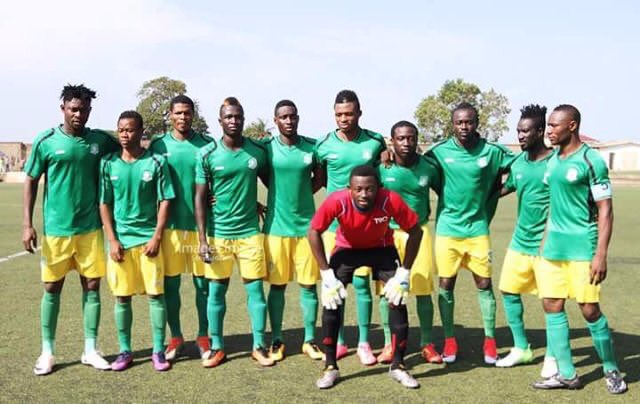 Ghana's Aduana Stars have been drawn in Group A of the CAF Confederations Cup competition - https://t.co/MYNEjAHdc9 - #GFA #CAFCC