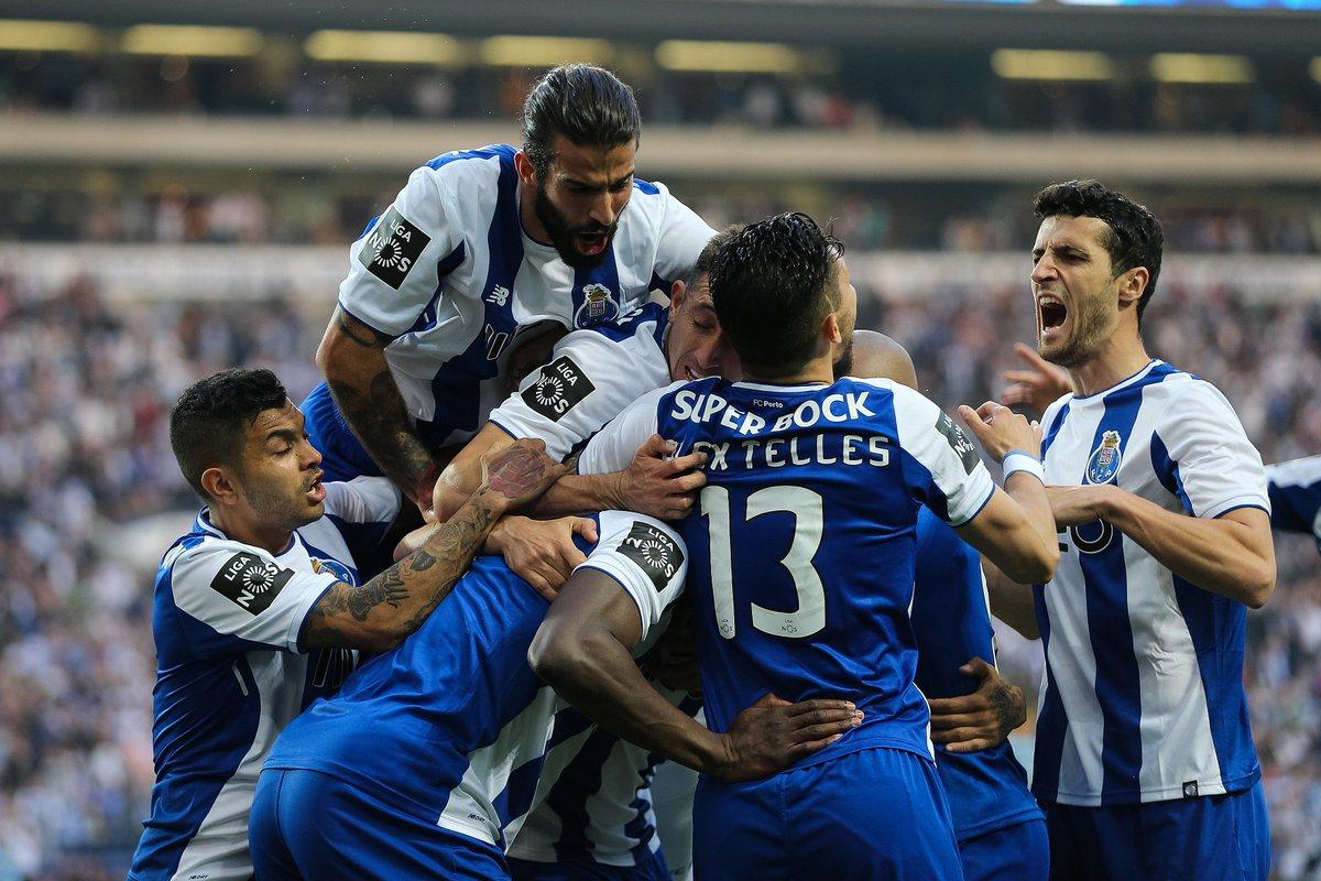☑ Liderança isolada ☑ Melhor ataque ☑ Melhor defesa ☑Melhores adeptos  #FCPorto #FCPVFC