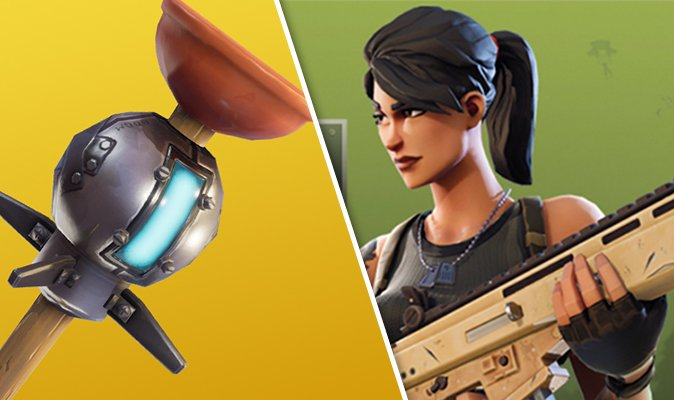 Clinger Grenade, Cosmetic Returns and lots more. Fortnite update 3.6 patch notes REVEALED  by Epic Games: https://t.co/LR0oG15XIv