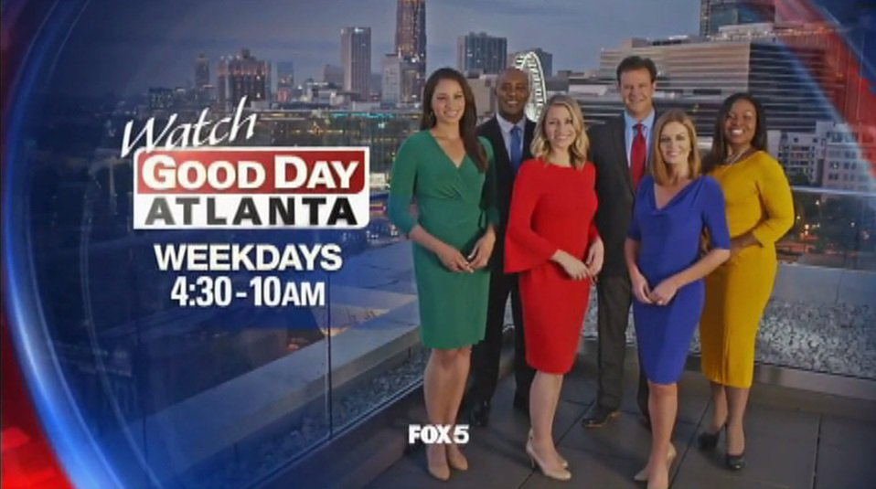 The prominent Atlanta attorney accused of killing his wife has been found guilty; a woman was tied-up and held at gunpoint in a terrifying ordeal at her house; and controversy over a Confederate History proclamation.  That and much more are coming-up on @GoodDayAtlanta