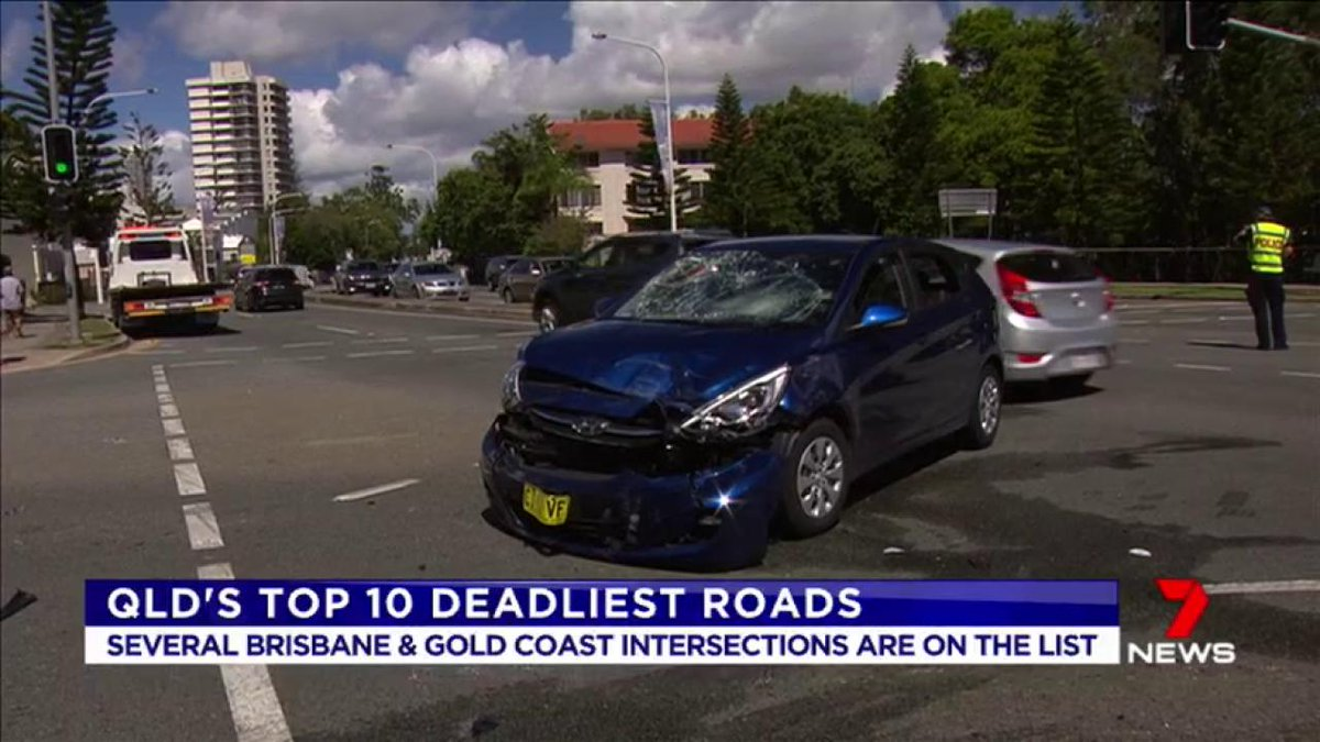 .@RACQOfficial has revealed the deadliest roads in the state. https://t.co/xz9WiwqNed #7News